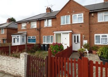 Thumbnail 2 bed terraced house for sale in Wetherfield Road, Tyseley, Birmingham, West Midlands