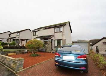 Thumbnail 2 bed semi-detached house for sale in 4 Brickfield Road, Stranraer