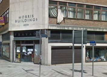 Thumbnail Retail premises to let in The Kingsway, Swansea