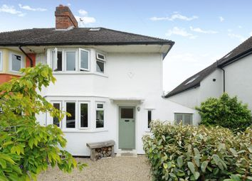 Thumbnail 3 bedroom semi-detached house to rent in Rosamund Road, Wolvercote, Oxford