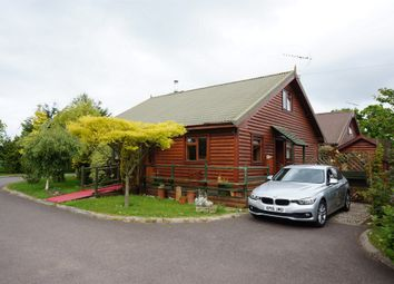Thumbnail 2 bed detached house for sale in Pond Lane, Upper Holton, Halesworth