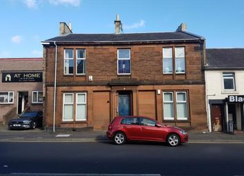 Thumbnail 2 bed flat for sale in High Glencairn Street, Kilmarnock, East Ayrshire, .