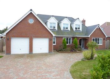 Thumbnail 4 bed detached house for sale in The Cedars, Off Humberston Avenue, Humberston, Grimsby