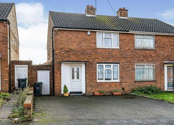 Thumbnail 2 bed semi-detached house for sale in School Street, Brierley Hill, West Midlands