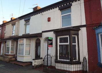 Thumbnail 2 bedroom property to rent in Milton Road, Walton, Liverpool