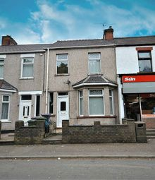 Thumbnail 3 bed terraced house to rent in Llantarnam Road, Llantarnam, Cwmbran