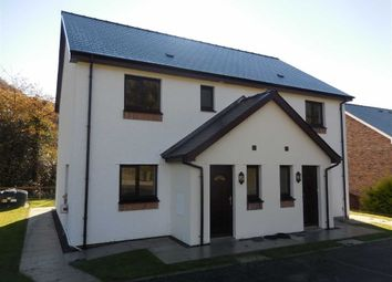 Thumbnail 3 bed semi-detached house for sale in Llanafan, Aberystwyth, Ceredigion
