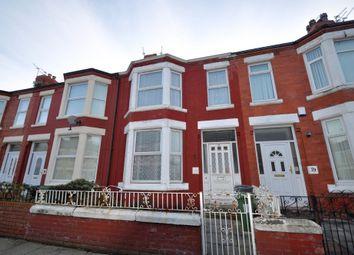 Thumbnail 3 bed terraced house for sale in Haldane Avenue, Birkenhead