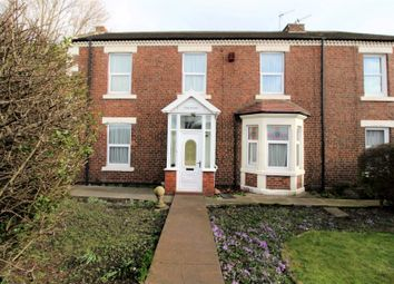 Thumbnail 3 bed terraced house for sale in Etal House, 49 Cowpen Road, Blyth, Northumberland