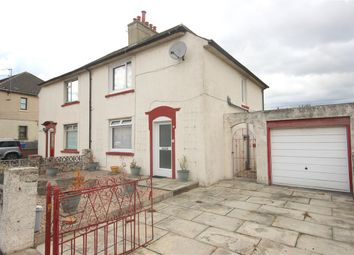 Thumbnail 3 bed semi-detached house for sale in Dollar Avenue, Falkirk