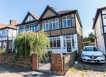 Thumbnail 3 bed semi-detached house for sale in Castleton Road, Southend-On-Sea