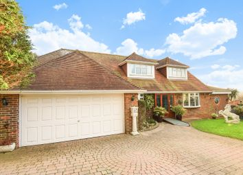 Thumbnail 4 bed detached house for sale in Northgate Close, Rottingdean, Brighton, East Sussex