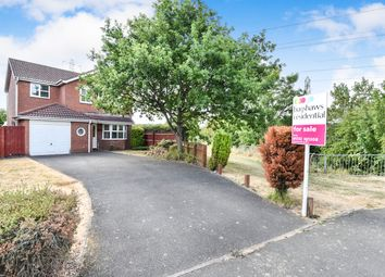 4 bed detached house for sale in Colwell Drive, Boulton Moor, Derby DE24