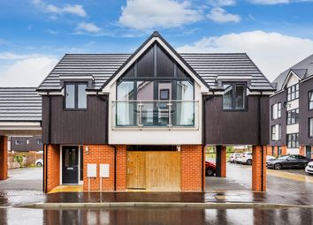 Thumbnail 2 bedroom link-detached house for sale in Huxley Drive, Oxted