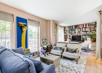 Thumbnail 3 bed end terrace house to rent in Addison Road, Kensington, London