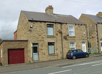 2 bed semi-detached house for sale in Front Street, Hobson, Newcastle Upon Tyne NE16
