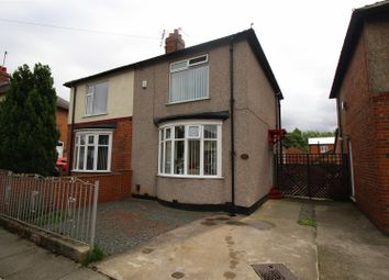 Thumbnail 2 bed semi-detached house for sale in Davison Road, Darlington
