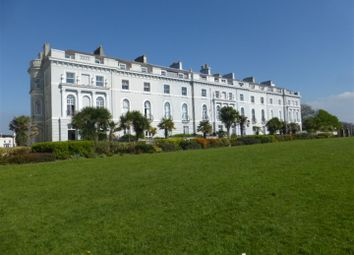 Thumbnail 1 bedroom flat for sale in The Esplanade, Plymouth