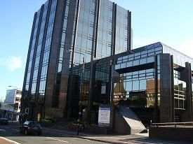 Thumbnail Office to let in Part 8th Floor, Chancery House, St Nicholas Way, Sutton, Surrey