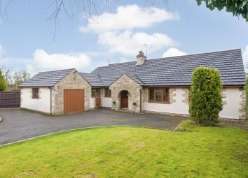 Thumbnail 4 bed detached bungalow for sale in Water Lane, Fewcott, Bicester