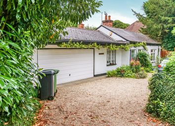 Thumbnail 3 bed detached bungalow for sale in Reading Road, Lower Basildon, Reading