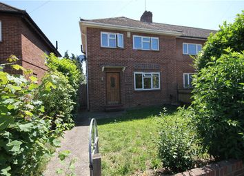Thumbnail 4 bed end terrace house for sale in Mullens Road, Egham, Surrey