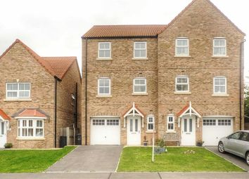 Thumbnail 4 bed property for sale in Saunders Close, Caistor, Market Rasen