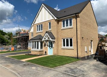 Thumbnail 4 bedroom detached house for sale in Porterwood, Shipley Park Gardens, Shipley, Derbyshire