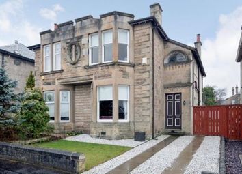 Thumbnail 3 bed semi-detached house for sale in Whitefield Avenue, Cambuslang, Glasgow, South Lanarkshire