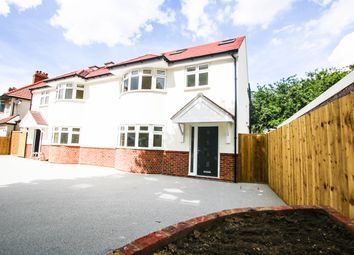 Thumbnail 4 bedroom semi-detached house for sale in Merrilees Road, Sidcup