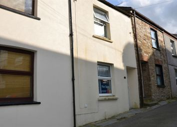 Thumbnail 2 bed terraced house for sale in Market Street, Bodmin, Cornwall