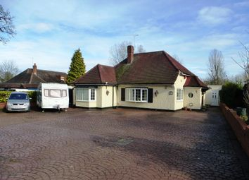 Thumbnail 3 bed detached bungalow for sale in Church Road, Yardley, Birmingham