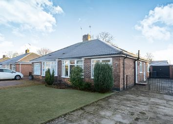 Thumbnail 2 bedroom semi-detached bungalow for sale in Orchard Paddock, Haxby, York