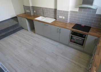 Thumbnail 2 bed flat for sale in Crawthorne Street, Peterborough