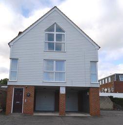 Thumbnail 1 bed maisonette to rent in Stratford Court, Gillingham