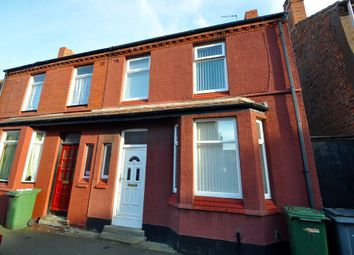 Thumbnail 3 bed semi-detached house to rent in Exeter Road, Wallasey
