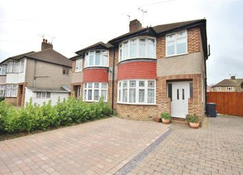 Thumbnail 3 bed semi-detached house for sale in Gerard Avenue, Whitton, Middlesex