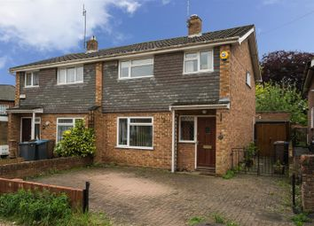 Thumbnail 3 bedroom semi-detached house for sale in Gladstone Road, Woodbridge
