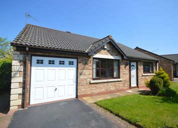 Thumbnail 2 bed bungalow for sale in Meadow Vale, Seaton, Workington
