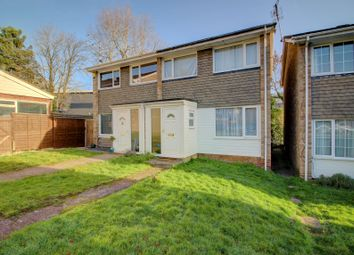 Thumbnail 3 bed semi-detached house for sale in Blagrove Drive, Wokingham