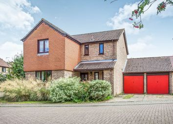 Thumbnail 4 bedroom detached house for sale in John Amner Close, Ely