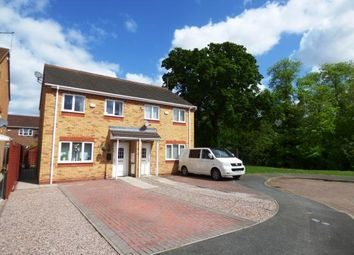 Thumbnail 3 bed semi-detached house for sale in Lyvelly Gardens, Parnwell, Peterborough, Cambridgeshire