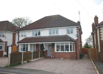 Thumbnail 3 bed semi-detached house for sale in Birches Avenue, Codsall, Wolverhampton