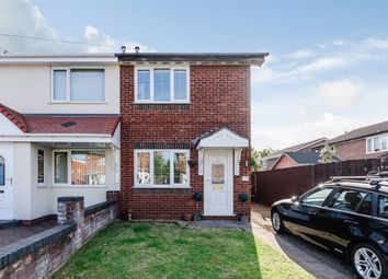 Thumbnail 2 bed semi-detached house for sale in Cecil Drive, Oldbury, West Midlands