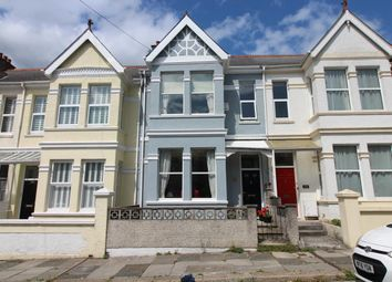 Thumbnail 4 bed terraced house for sale in Chestnut Road, Plymouth