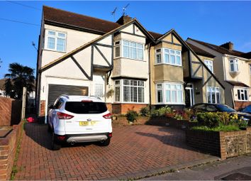 Thumbnail 4 bed semi-detached house for sale in Wrotham Road, Gravesend