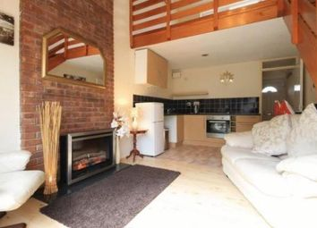 Thumbnail 1 bed town house to rent in Luccombe Drive, Alvaston, Derby