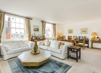 Thumbnail 3 bed flat for sale in Rivermead Court, Ranelagh Gardens, Putney Bridge, Fulham