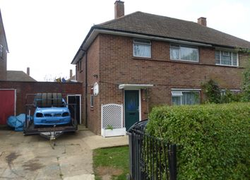 Thumbnail 3 bed semi-detached house for sale in Milne Park West, New Addington, Croydon