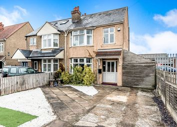 Thumbnail 3 bed semi-detached house for sale in Ampthill Road, Bedford